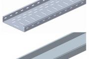 Pemsaband - Sistema de Bandejas de chapa metálica perforada y ciega
